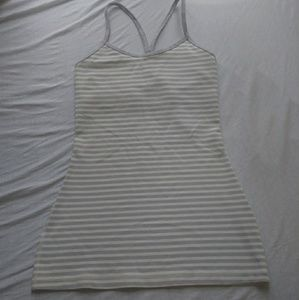 Lululemon power Y tank size 2